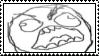 FFFUUU Stamp by SkullArrol