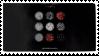 twenty one pilots Blurryface stamp by Folie--a--Dont