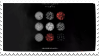twenty one pilots Blurryface stamp by Folie--a--Dont