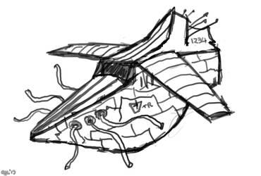 25-02 Myth Flying Machine