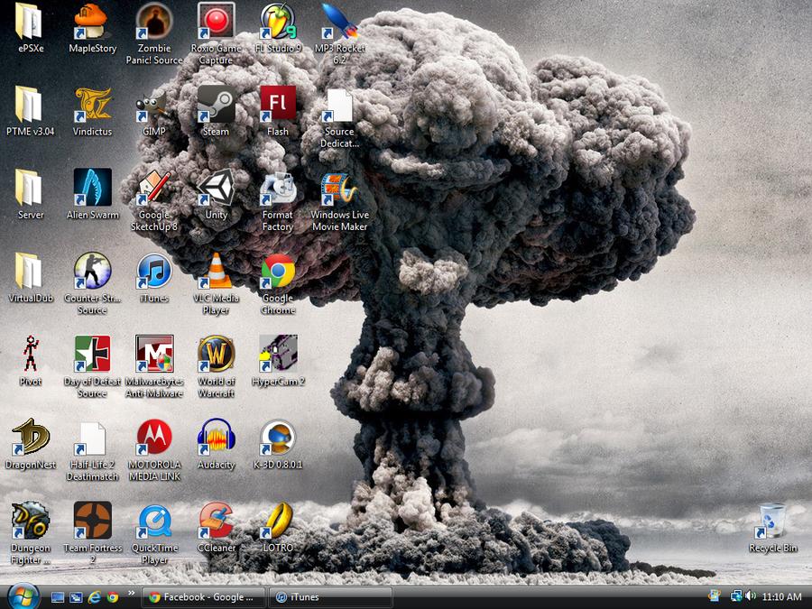 Twisted Metal Desktop by Knux57