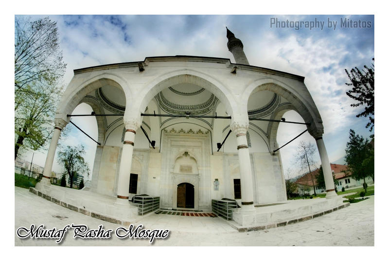 Mustaf Pasha Mosque  Skopje by mitatos