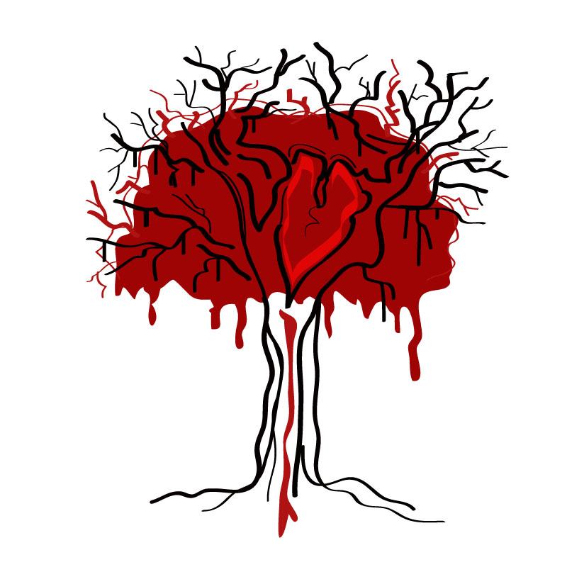 Bleeding Heart Sketch Bleeding Heart by Sketch iz
