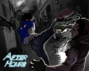 After Hours by ArtofTu