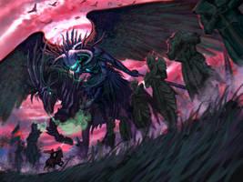 RIFT: Death Colossus by ArtofTu