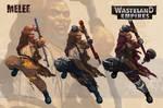 Wasteland Empires: Melee