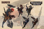 Wasteland Empires: Ranged