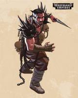 Wasteland Empires: Raider by ArtofTu