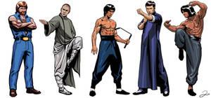Fighters by ArtofTu