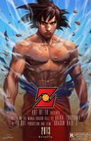 Goku by ArtofTu