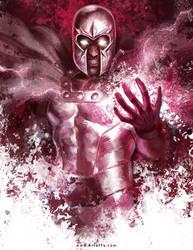 X-MEN: Magneto by ArtofTu