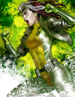 X-MEN: Rogue by ArtofTu