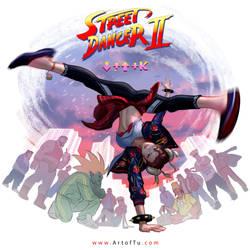 Chun Li the Street Dancer
