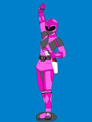 Power Rangers: Pterodactyl Pink
