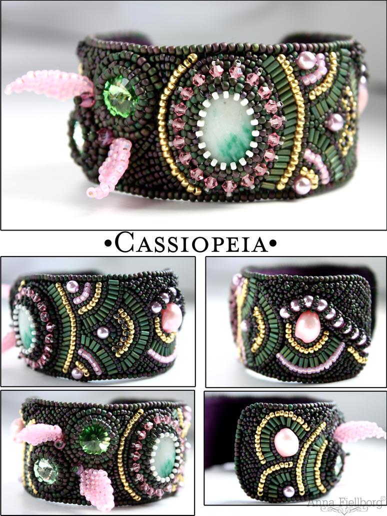 Cuff: Cassiopeia by annafjellborg