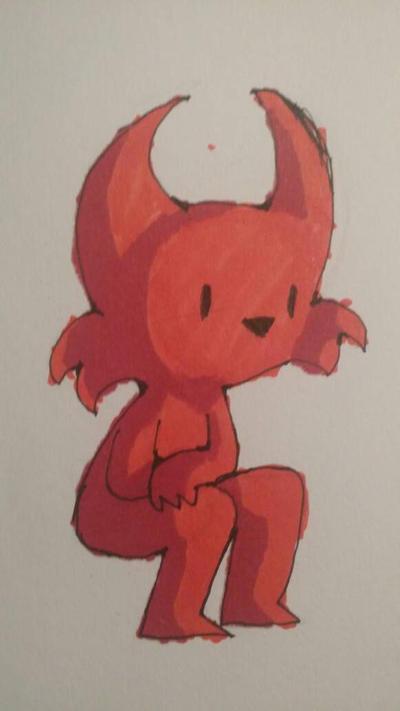 A Cute Demon