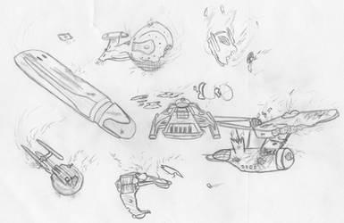 Star Trek Pathfinder to fleet? by WarpFactor5