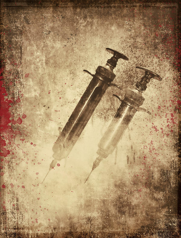 Syringes by crilleb50
