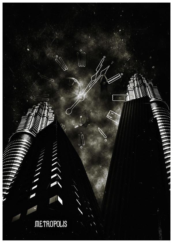 Metropolis by crilleb50