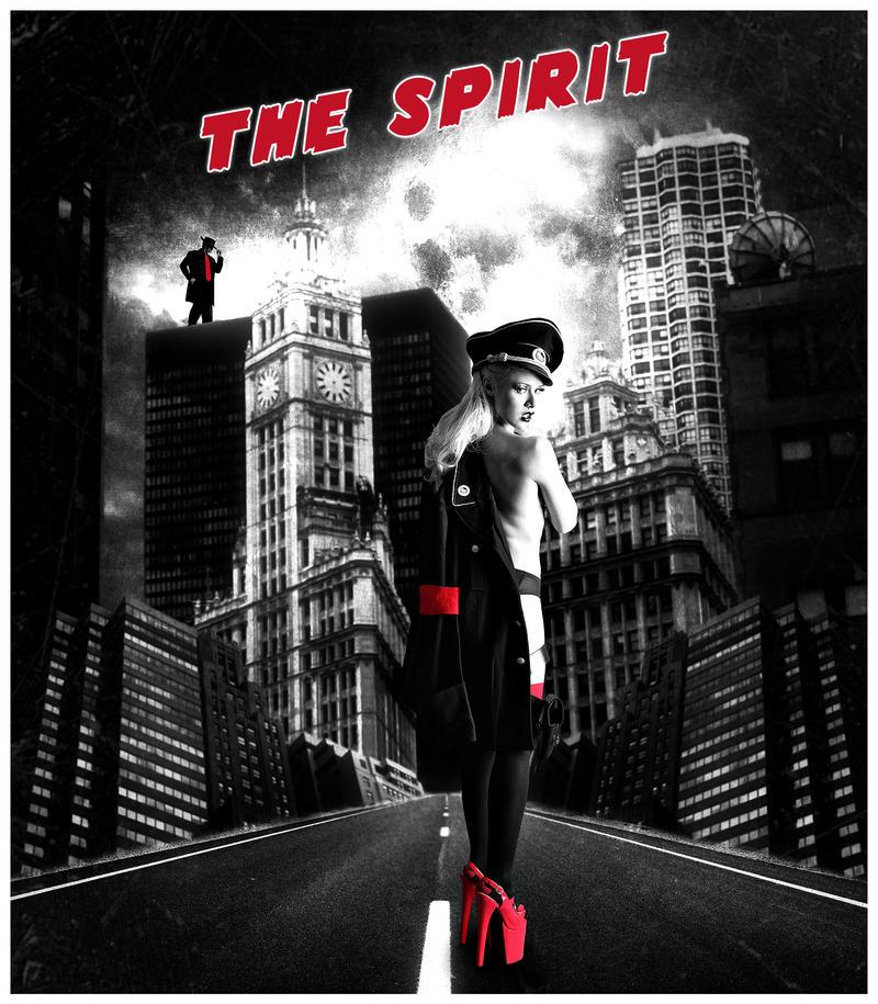 The Spirit by crilleb50