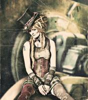 Steampunk by crilleb50