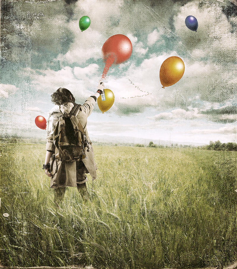 Balloon Maker by crilleb50