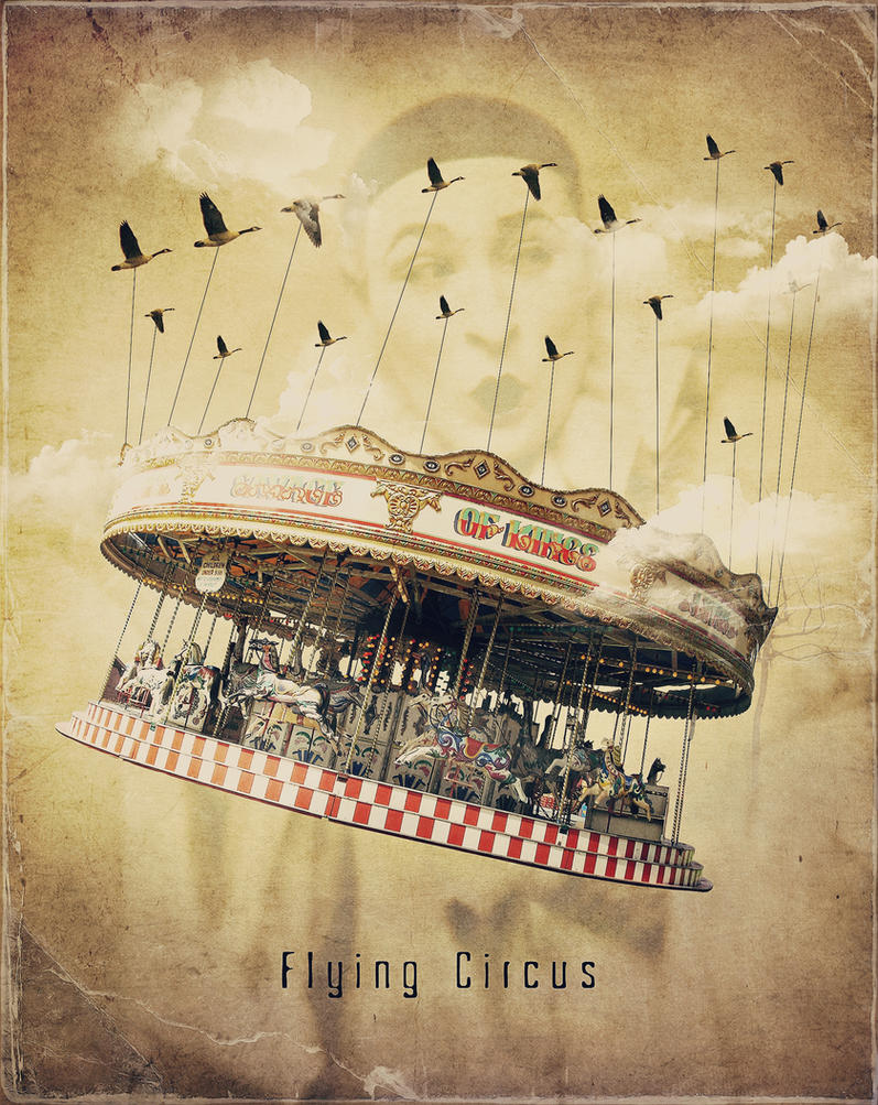 [Jeu] Association d'images - Page 5 Flying_circus_by_crilleb50-d3am6cp