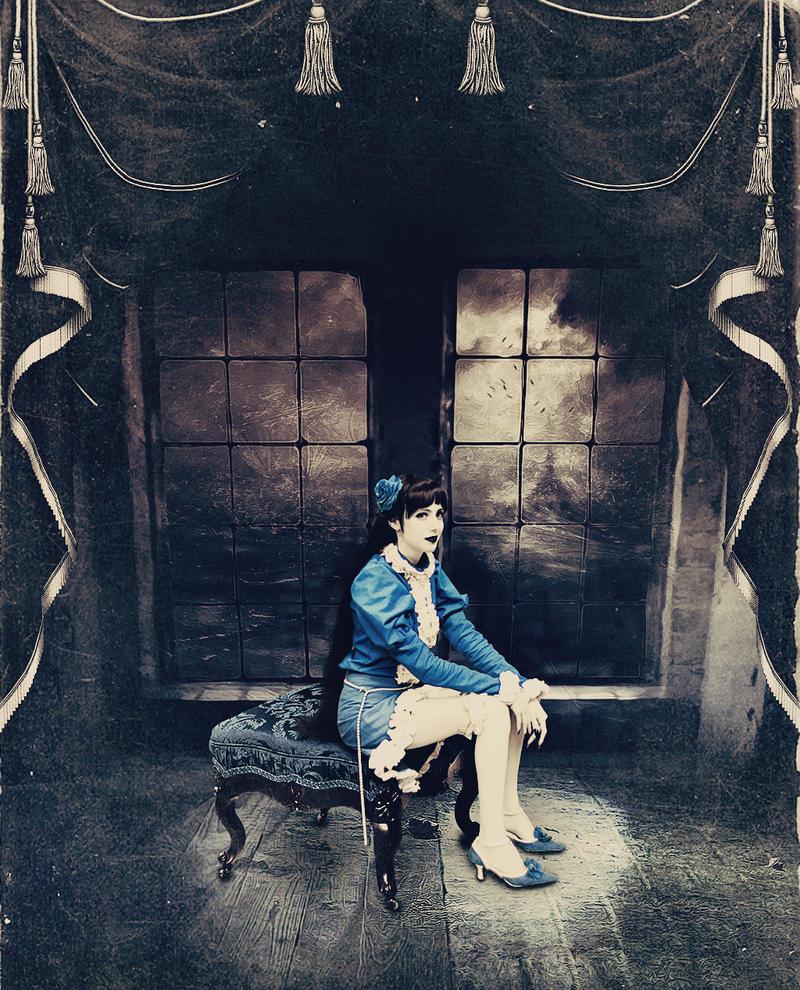 Blue Dream by crilleb50