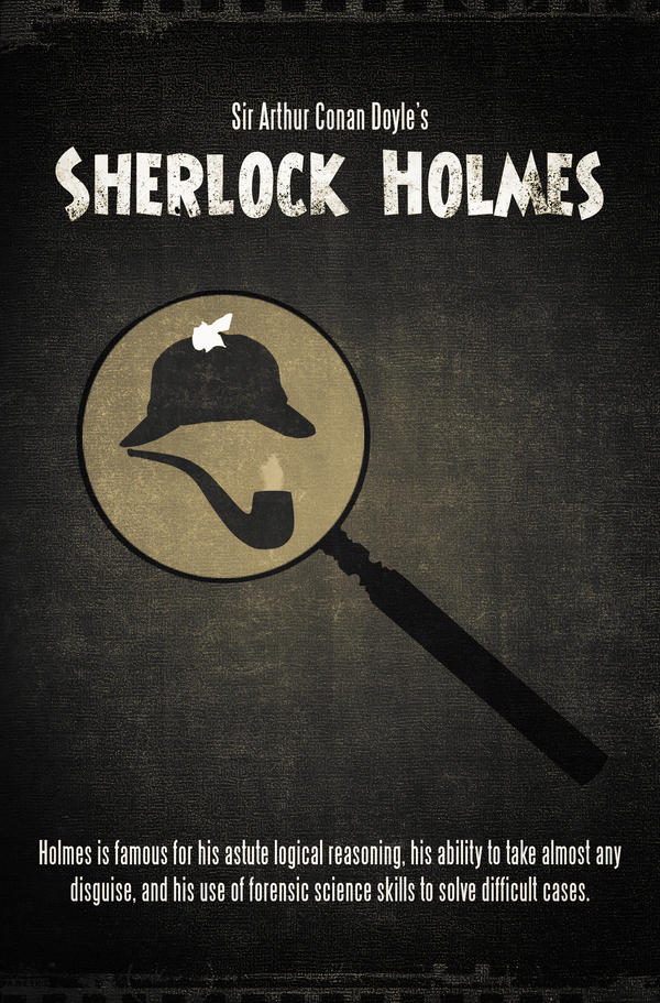 Sherlock Holmes by crilleb50