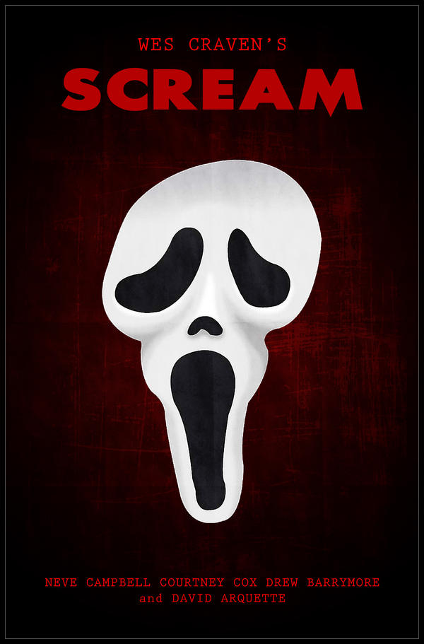 Scream by crilleb50