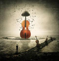 The Conductors Dream by crilleb50