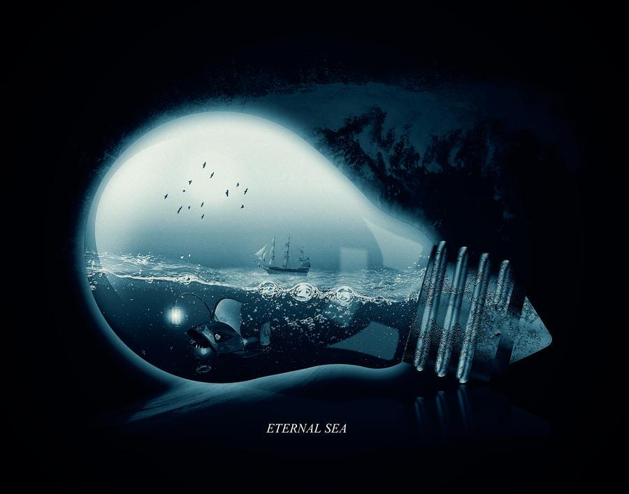 Eternal Sea by crilleb50