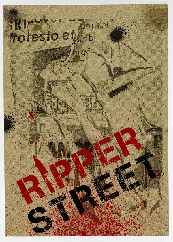 Ripper Street by crilleb50
