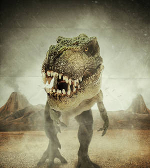 T-Rex Echoes by crilleb50