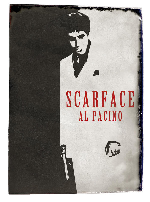 Scarface by crilleb50