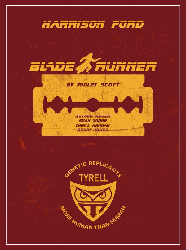 Blade Runner by crilleb50