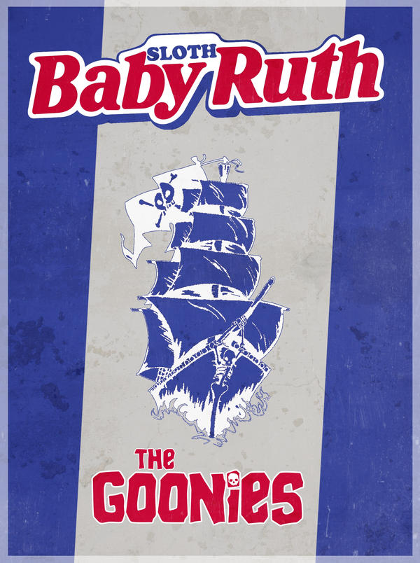 The Goonies by crilleb50