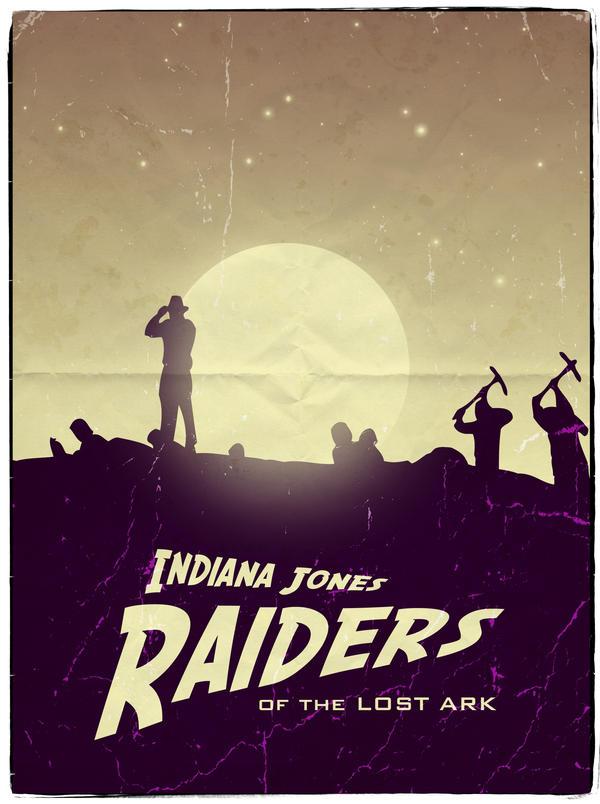 Indiana Jones by crilleb50