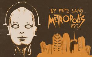 Metropolis 1927 by crilleb50
