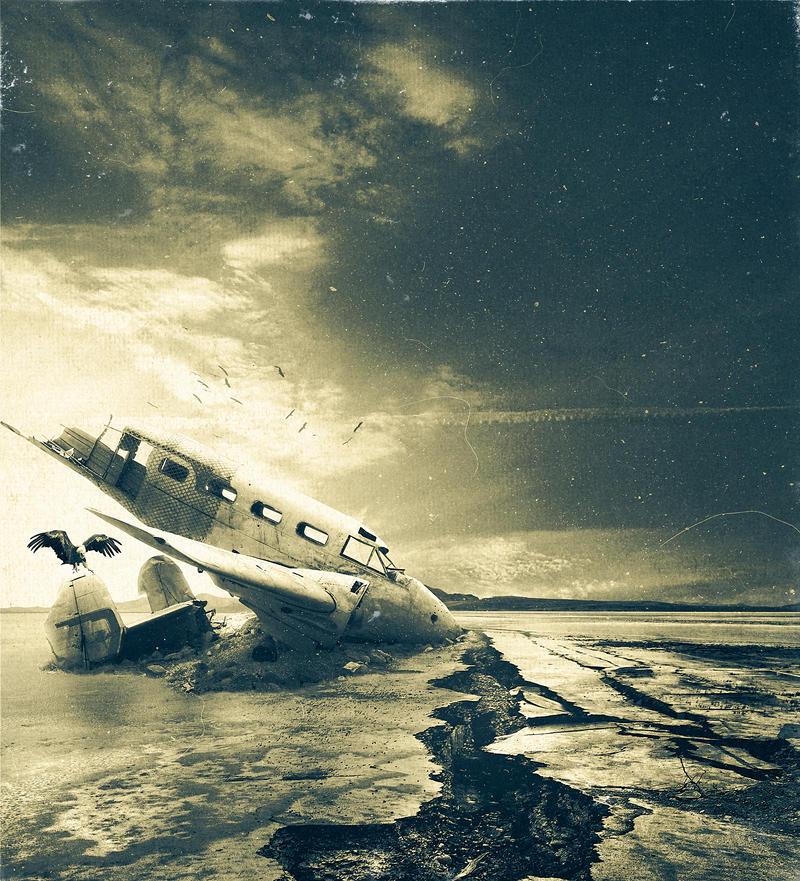 Crash Site by crilleb50