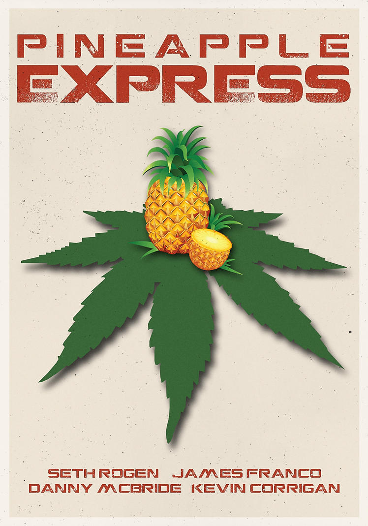 Pineapple Express by crilleb50