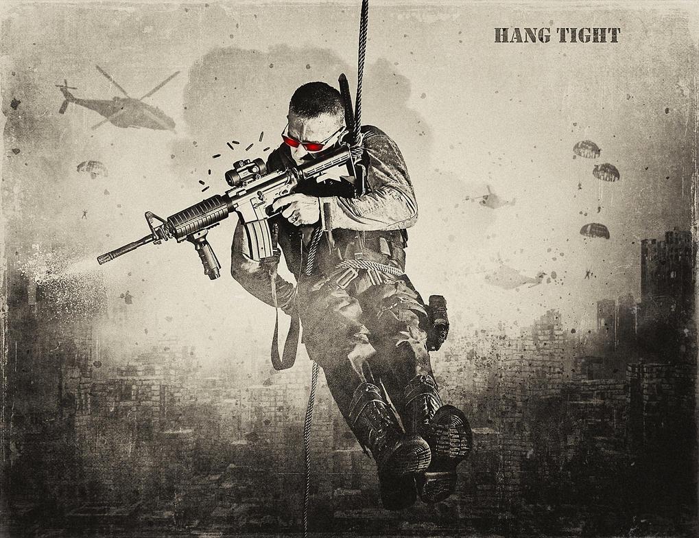 Hang Tight by crilleb50