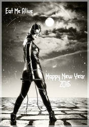Happy New Year 2016 by crilleb50