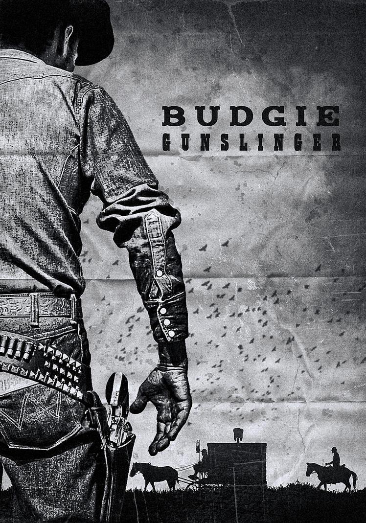 Gunslinger by crilleb50