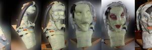 Christo Head - Work in Progress