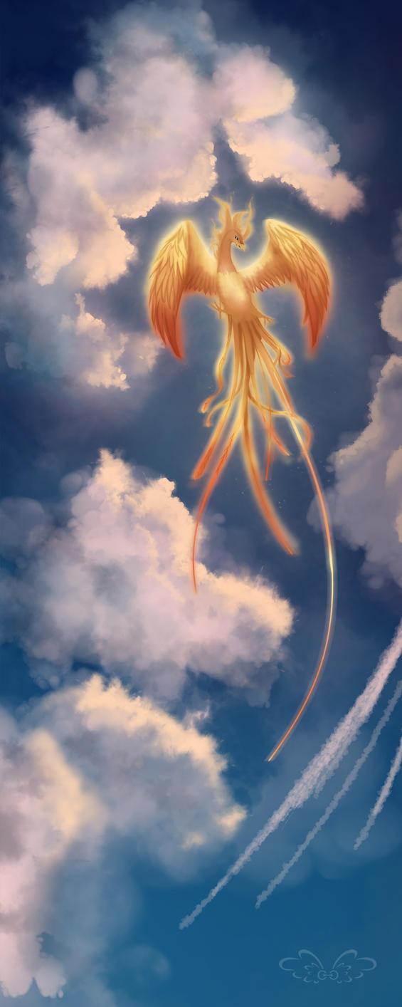 Phoenix by Black-Raven-Wing
