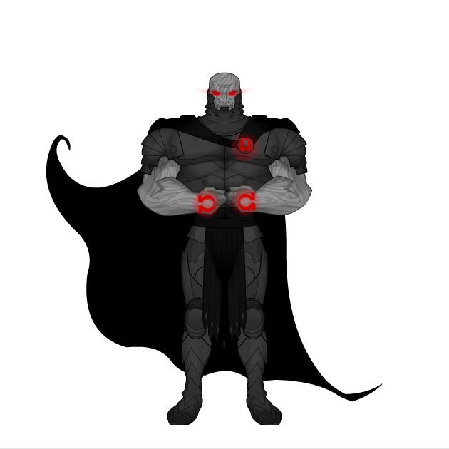 Darkseid (Man of Steel) by GuilhermeDaragao on DeviantArt