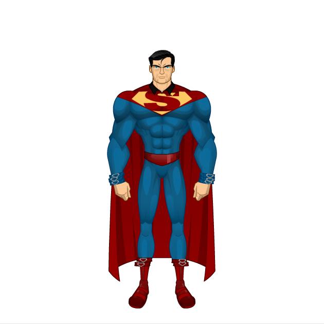 Criações Livres Superman_by_guilhermedaragao-d6ehbjq