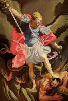 Masterstudy Archangel Micheal