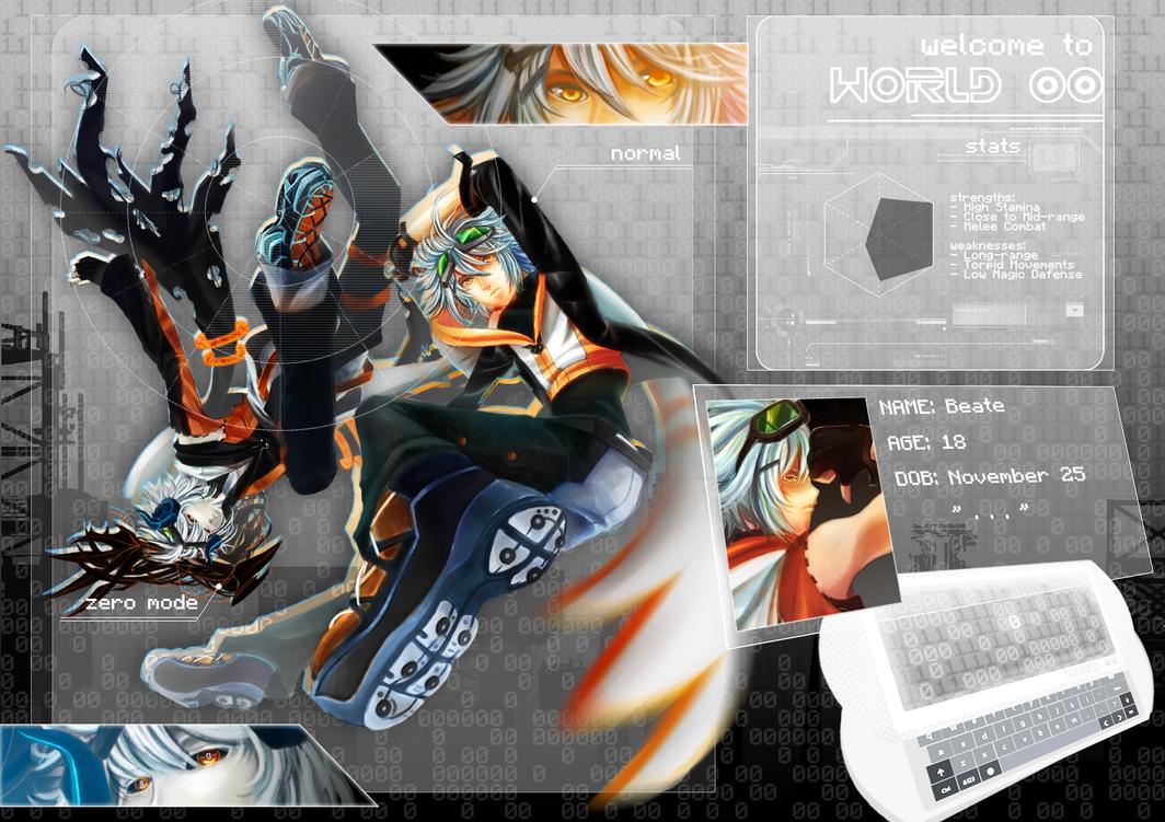 Zero--00: Beate by Kanlamari